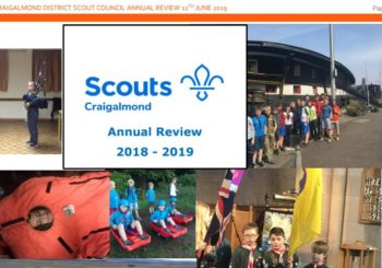 District Annual Report 2019